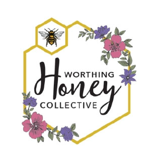 worthing honey collective logo
